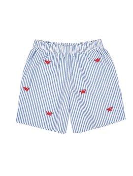 Florence Eiseman Crab Pullon Short