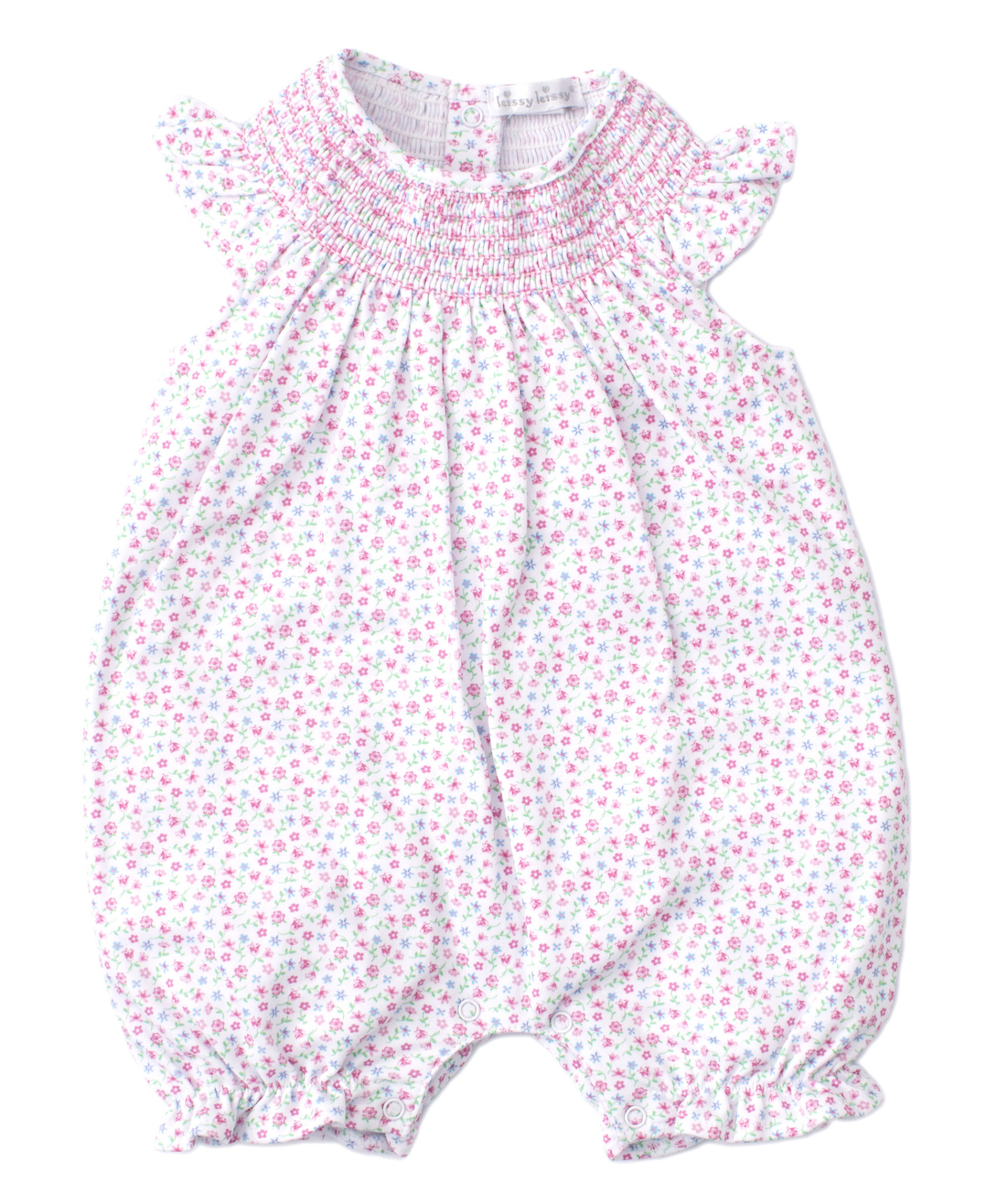 Kissy Kissy Flowering Flamingos Playsuit