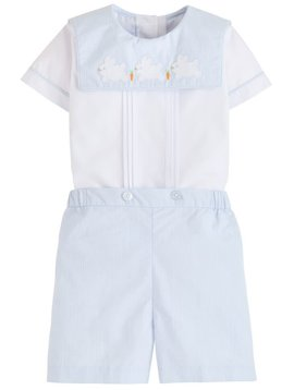 Little English Bunny Jack Short Set