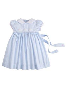 Little English Bunny Poppy Peter Pan Dress