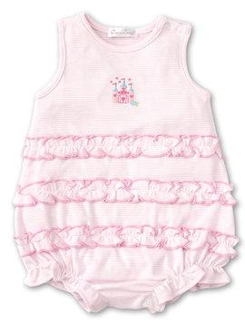 Kissy Kissy Pink Stripe Unicorn Castle Bubble