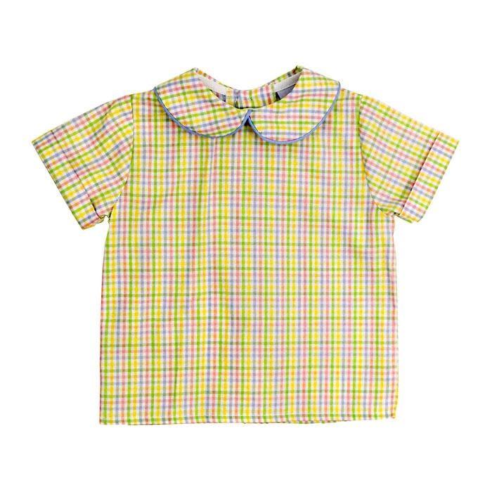 Bailey Boys Piped Shirt