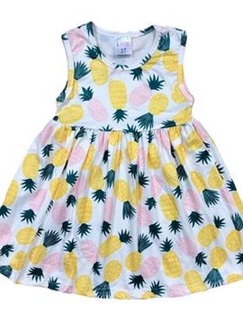 Mila & Rose Pineapple Tank Dress