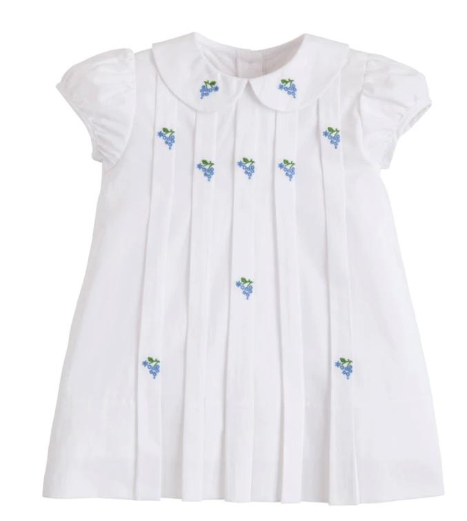 Little English Hydrangea Motley Dress