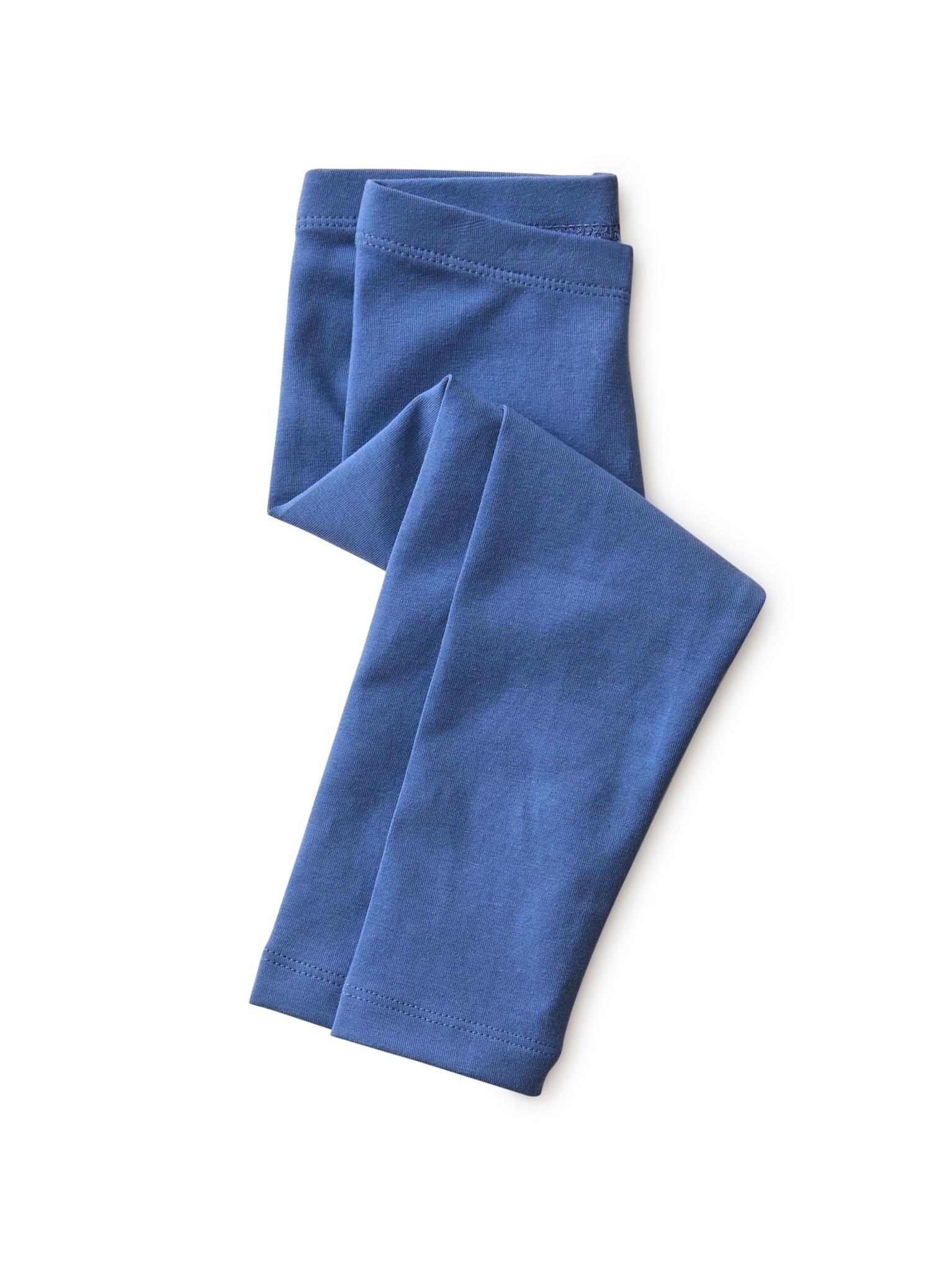 Tea Collection Batik Blue Baby Leggings