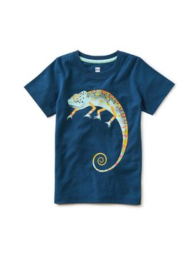Tea Collection Cool as a Chameleon Tee