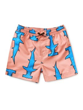 Tea Collection Hammerhead Shortie Swim Trunk