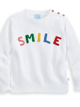 Bella Bliss SMILE Pullover