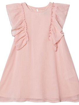Creamie Chiffon Dress