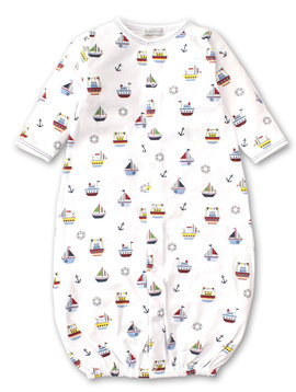 Kissy Kissy Windjammers Convertible Gown
