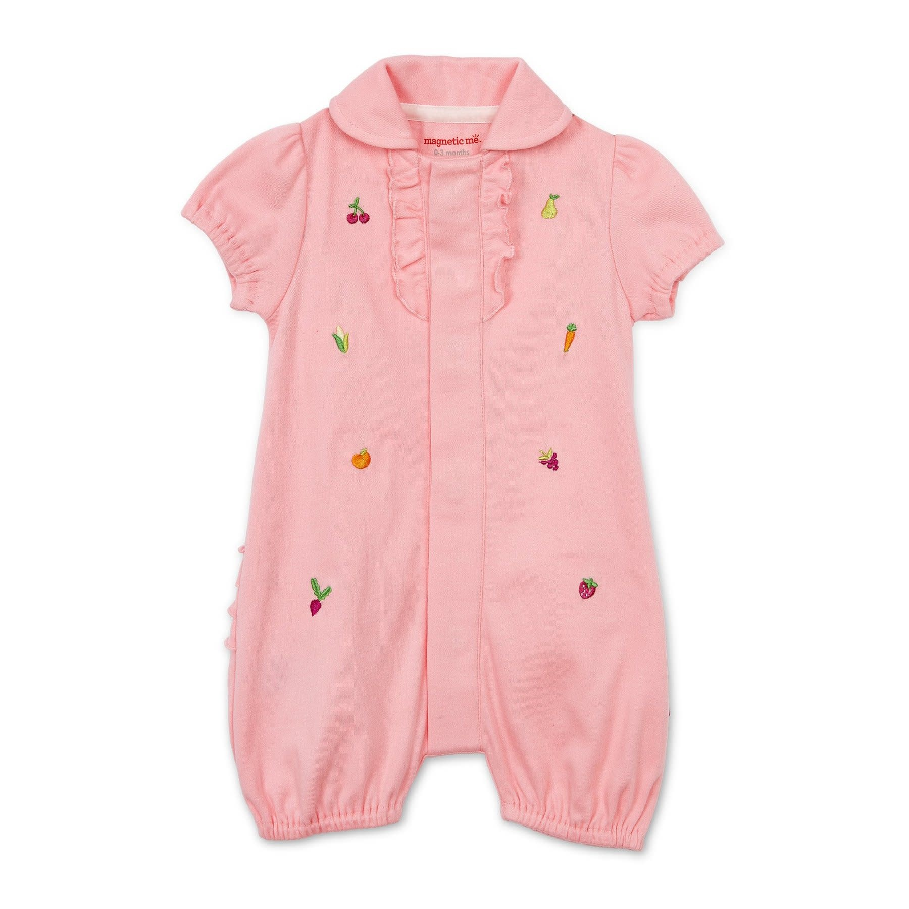 Magnificent Baby Perfect Puns Polo Romper