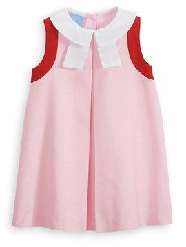 Bella Bliss Pink Pique Ambrose Dress