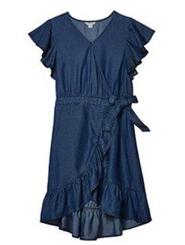 Habitual Wrap Dress