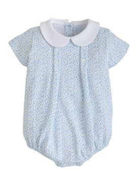 Little English Charlotte Pleated Bubble