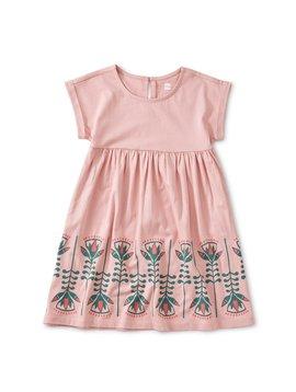 Tea Collection Lotus Graphic Dress