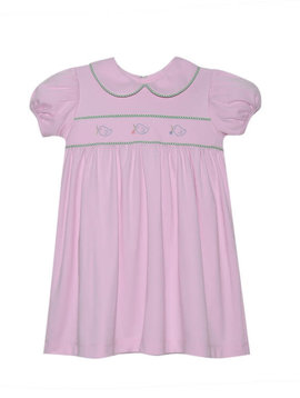 Lullaby Set Isabella Bird Embroidered Dress