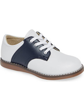 Footmates Cheer Saddle Oxford Shoe