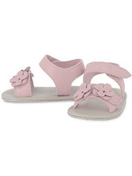 Mayoral Flower Crib Sandals