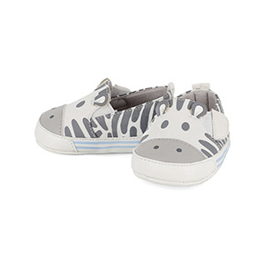 Mayoral Zebra Baby Shoes