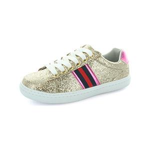 Hoo Olivia Side Stripe Sneaker