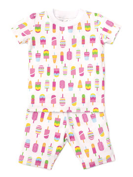 Kissy Kissy Ice Pops Short Pajamas