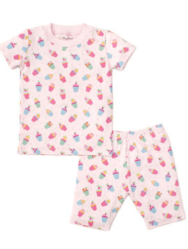 Kissy Kissy Cupcake Craze Short Pajamas