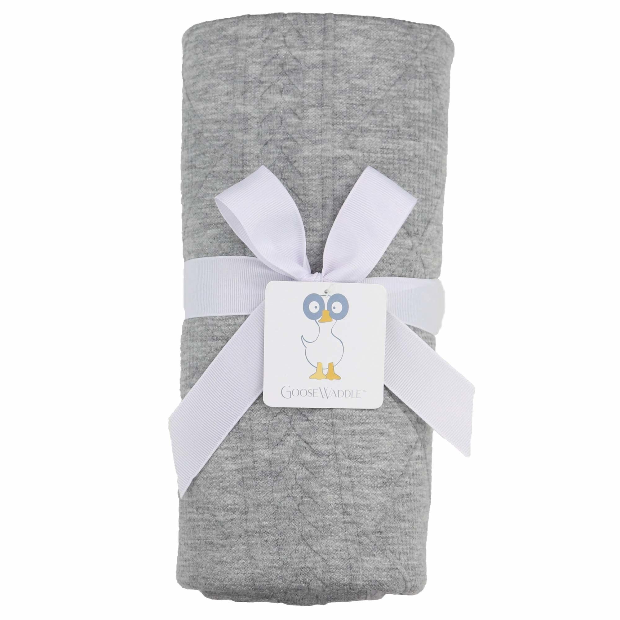GooseWaddle Knit Blanket