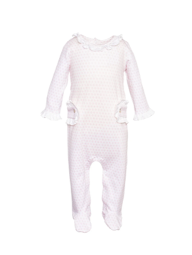 Lila + Hayes Lucy Footed Romper