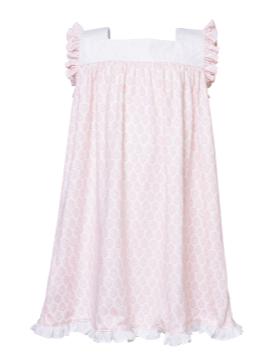 Lila + Hayes Caroline Palms Dress
