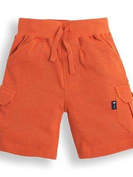 JoJo Maman Bebe Jersey Cargo Shorts