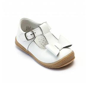 L'amour Shoes Bow Mary Jane