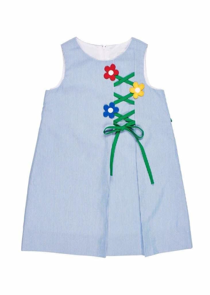 Florence Eiseman Flower Trellis Dress