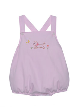 Baby Sen Pink Puppy Bubble