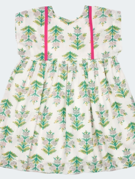 Pink Chicken Gardenia Jasmine Stacey Dress
