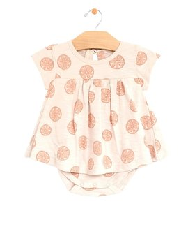 City Mouse Baby Dress