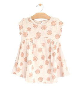 City Mouse Side Gather Dress