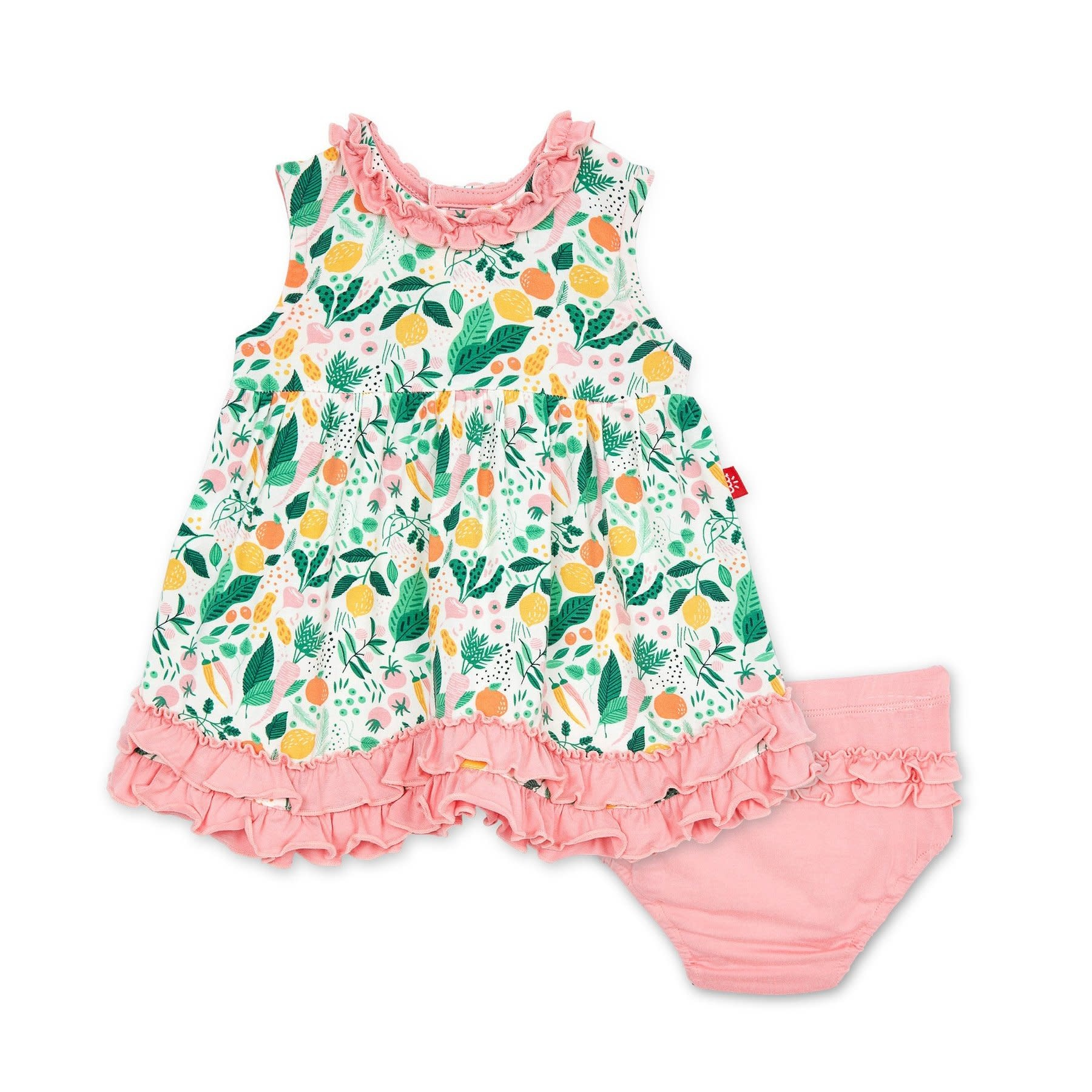 Magnificent Baby Dress Set