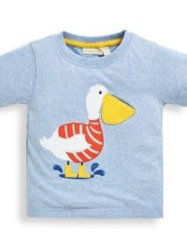 JoJo Maman Bebe Pelican Tee