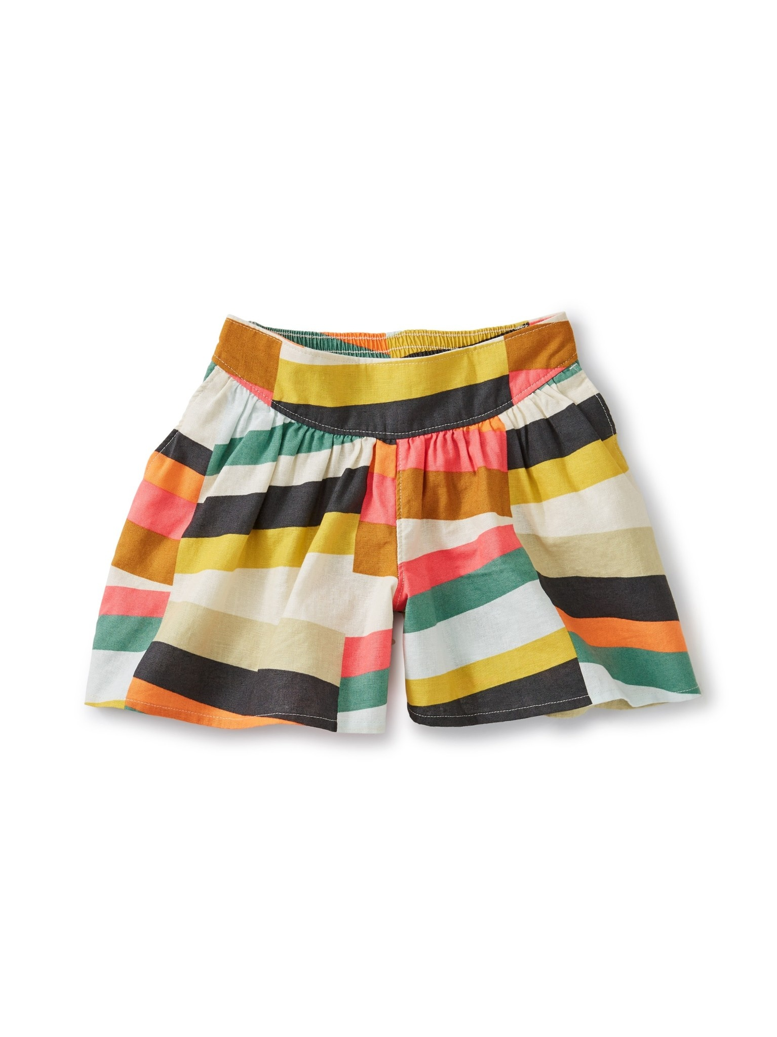 Tea Collection Rug Chevron Patterned Culottes