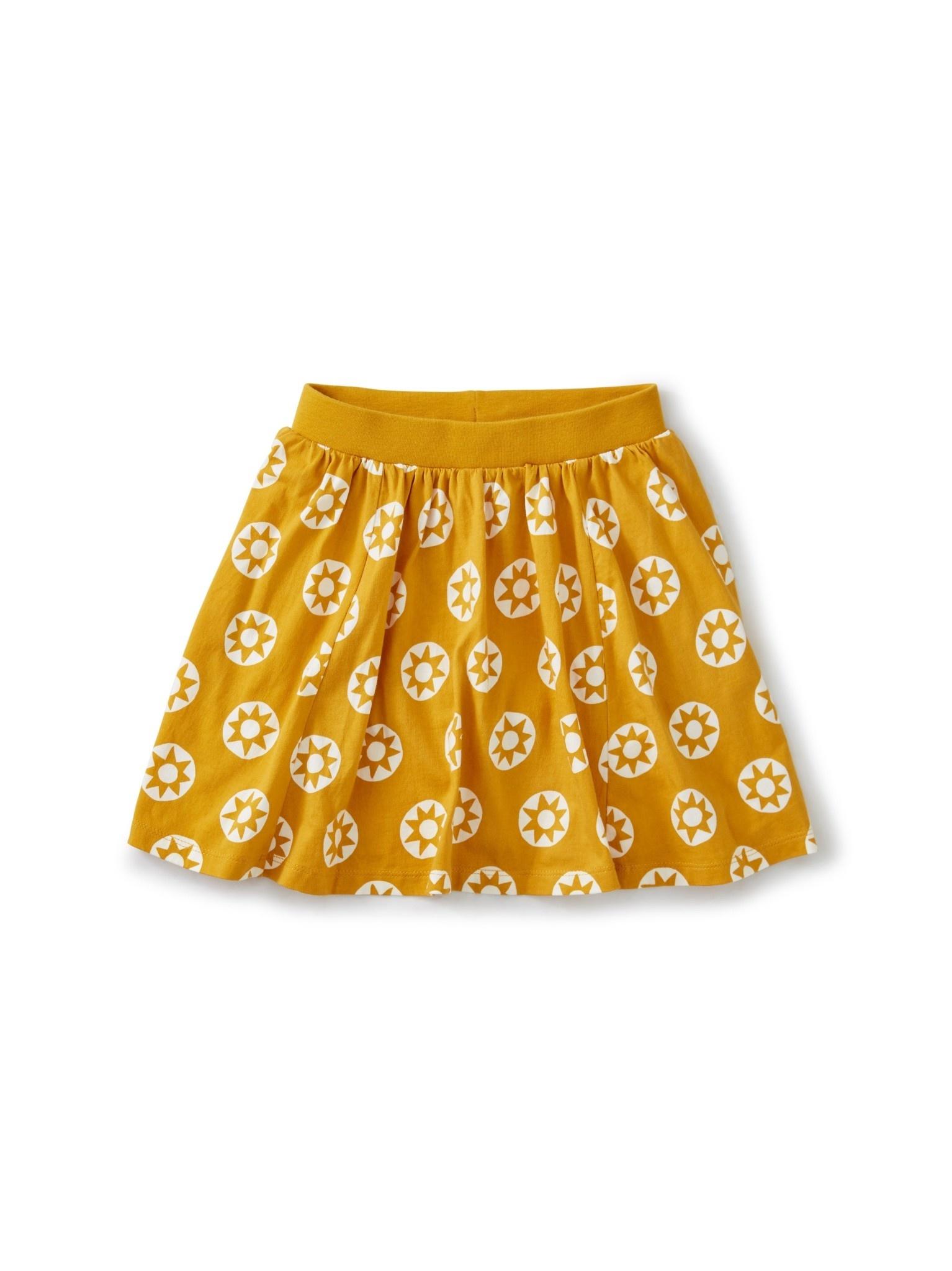 Tea Collection Golden Sun Twirl Skort