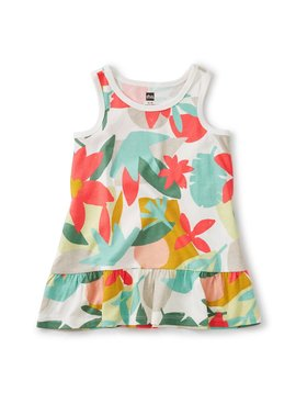 Tea Collection Oasis Tank Baby Dress