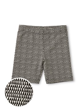 Tea Collection Triangle Geo Bike Shorts