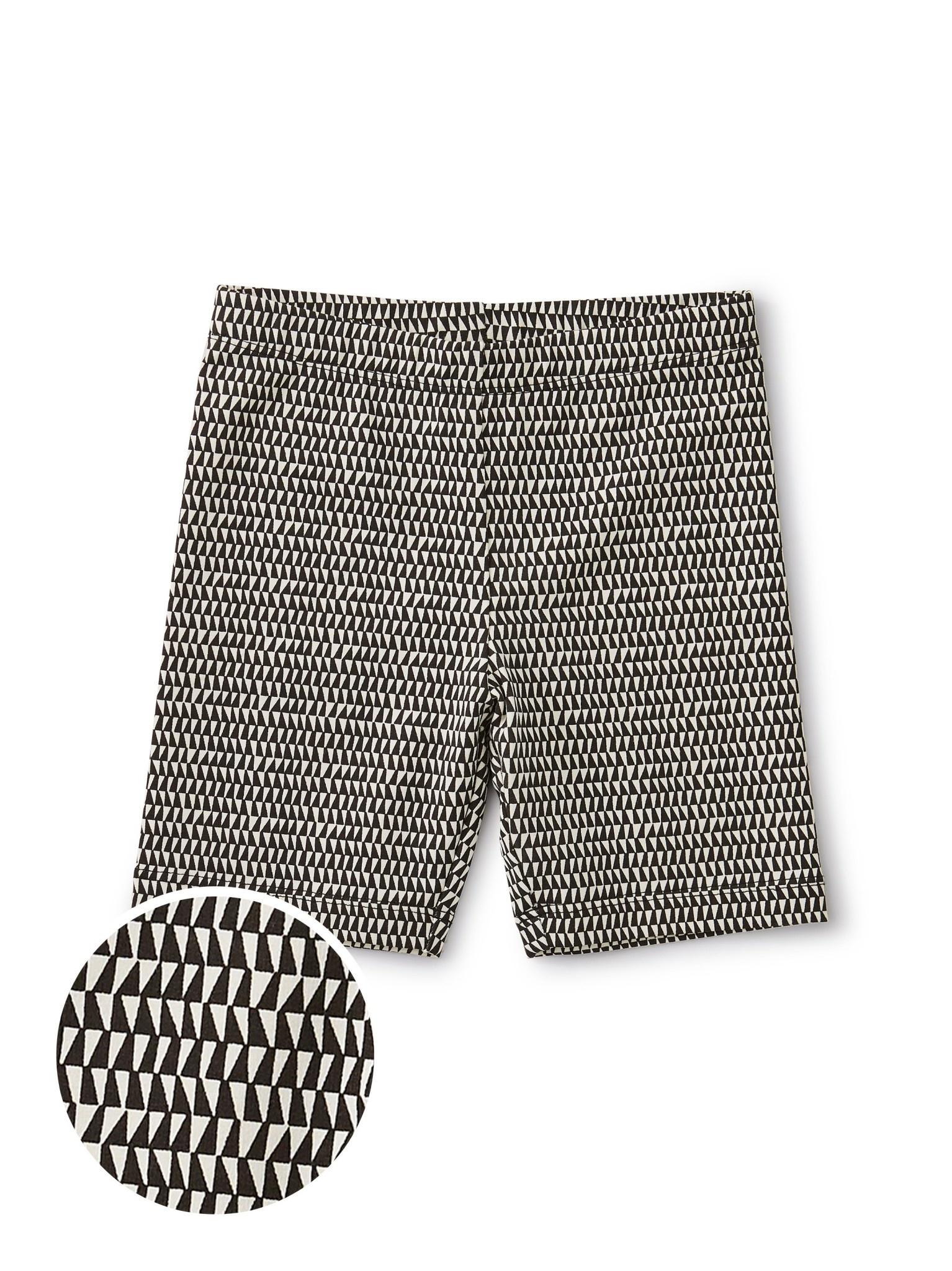 Tea Collection Triangle Geo Bike Shorts