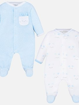 Mayoral Baby Pajama Set
