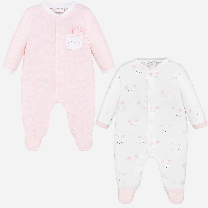 Mayoral Baby Pajama Set