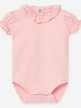 Mayoral Pink Bodysuit