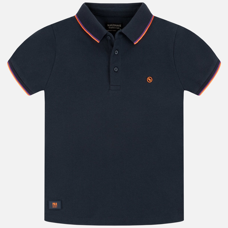 Mayoral Trim Polo