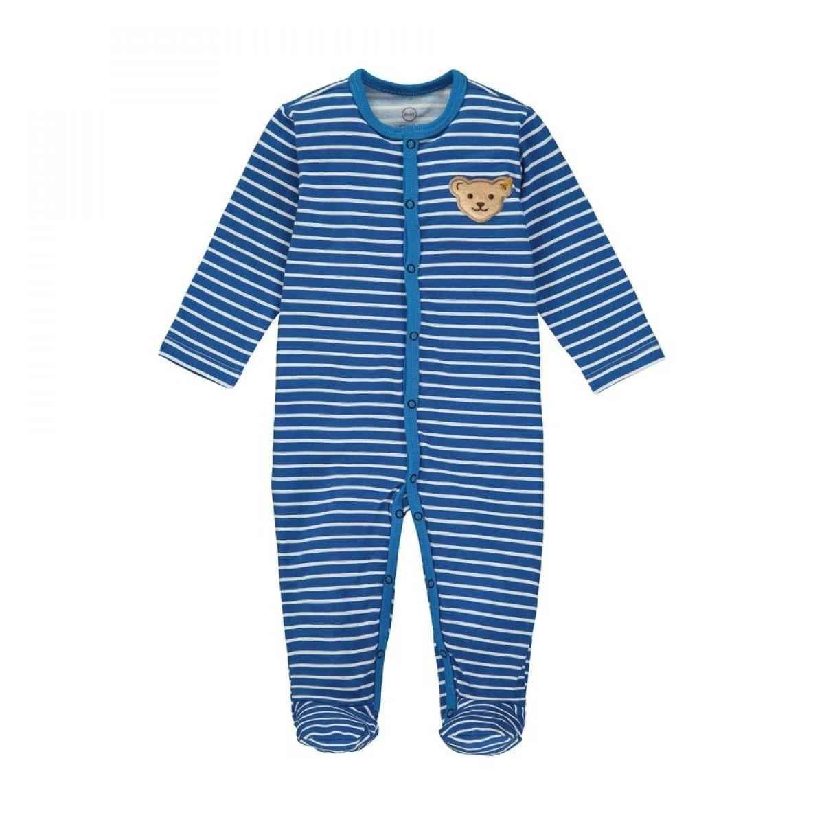 Steiff Toys Blue Stripe Romper