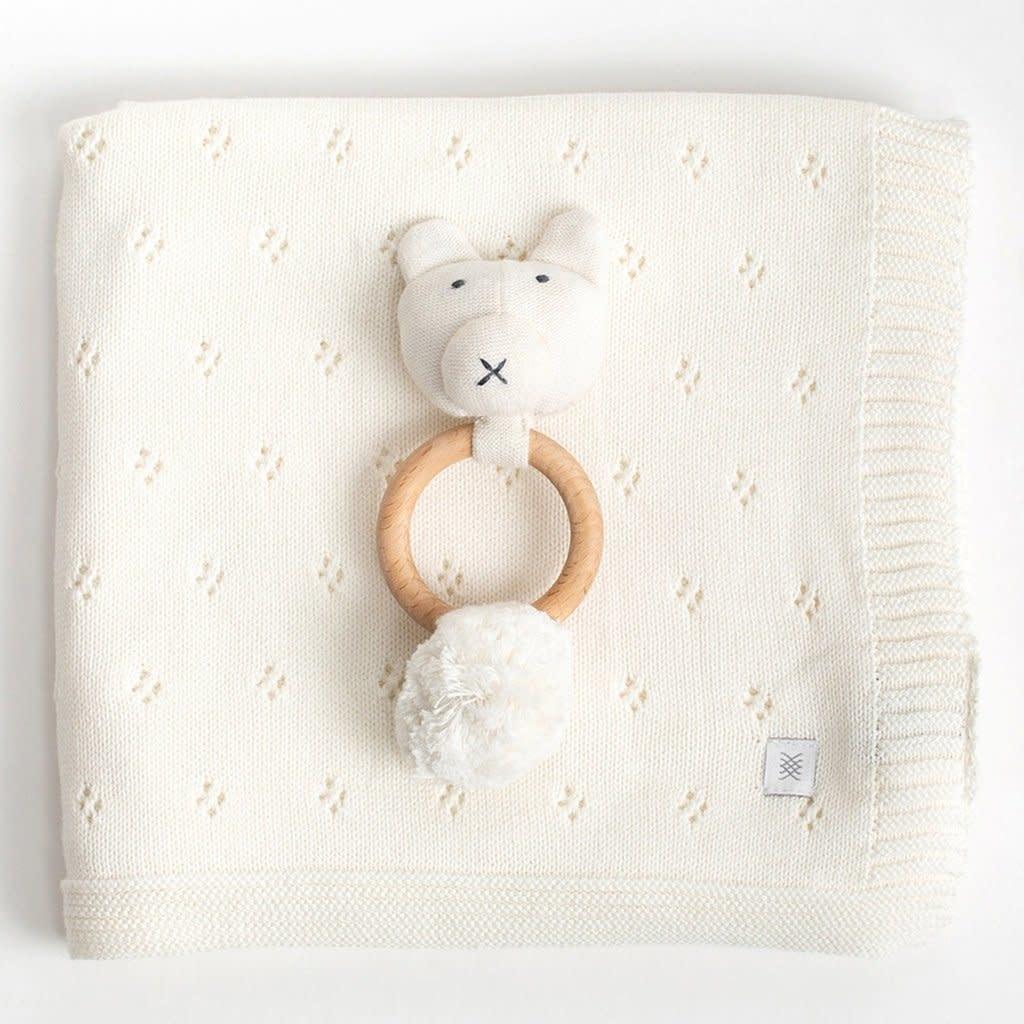 Zestt Organics Clover Knit Gift Set