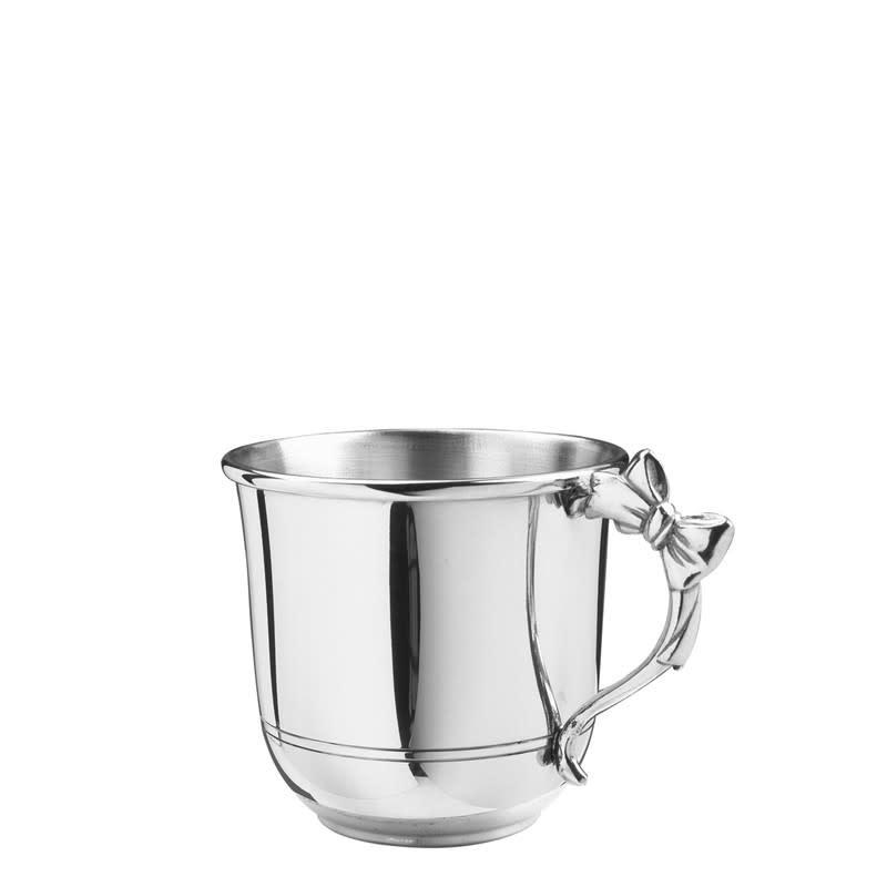 Salisbury Fine Metal Artisans Bow Baby Cup